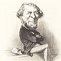 Marie Denis Larabit by Honor? Daumier
