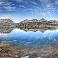 Marie Lake - John Muir Trail by Bruce Lemons