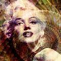 Marilyn by Barbara Berney