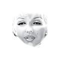 Marilyn by Brian Gibbs