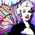 Marilyn In Love by Saundra Myles