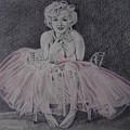 Marilyn In Pink by Cynthia Snider