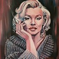 Marilyn by Jackie Martin