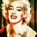 Marilyn Monroe by Charmaine Zoe