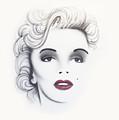 Marilyn Monroe by Devaron Jeffery