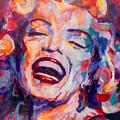 Marilyn Monroe by Dima Mogilevsky