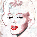 Marilyn Monroe by Linda Mears