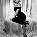 Marilyn Monroe Publicity Shot The Asphalt Jungle by R Muirhead Art