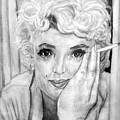 Marilyn by Stephen Mead