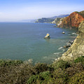 Marin Headlands 1 by Karen  W Meyer
