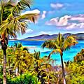 Marina Cay by Anthony C Chen