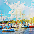 Marina In The Summertime by Tatiana Travelways