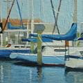 Marina No 4 by Robert Rohrich