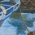 Marina Reflections by Anita Wann