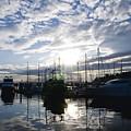 Marina Sunset by Tom Dowd