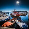 Marina Under The Sun by Francisco Gomez