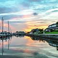 Marina Walk To Hemingway's by Brian Wallace