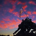 Marines At Dawn 2 by JC Findley