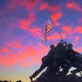 Marines At Dawn by JC Findley