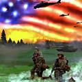 Marines by Josh Burns