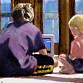 Mario Brothers by David Zimmerman