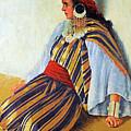 Mario Ridola Woman by Munir Alawi