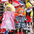 Marionettes 1940 by Terri Winkler