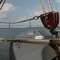 Maritime Bridge View by Dale Powell