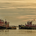 Maritime Tug Boats by Dale Powell