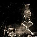 Marjorie Kinnan Rawlings Kerosene  Lamp by Craig V Walters