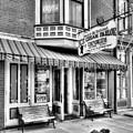 Mark Twain's Town 2 Bw by Mel Steinhauer