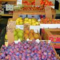 Market At Bensonhurst Brooklyn Ny 10 by Jeelan Clark