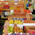 Market At Bensonhurst Brooklyn Ny 11 by Jeelan Clark