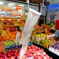 Market At Bensonhurst Brooklyn Ny 3 by Jeelan Clark