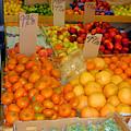 Market At Bensonhurst Brooklyn Ny 7 by Jeelan Clark