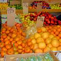 Market At Bensonhurst Brooklyn Ny 9 by Jeelan Clark