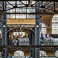 Market Bars And Windows by Sharon Popek