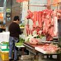 Market Butchery Hong Kong by Sandra Sengstock-Miller