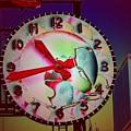 Market Clock 3 by Tim Allen
