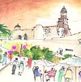 Market In Teguise In Lanzarote 02 by Miki De Goodaboom