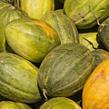 Market Melons by Bob Phillips