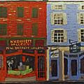 Market Street Duo by Francois Lamothe