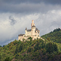 Marksburg Castle by Michelle Tinger
