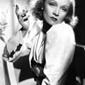 Marlene Dietrich by American School