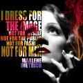 Marlene Dietrich Quote by Diana Van
