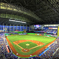 Marlins Park by Shawn Everhart