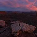 Marlobro Point Panorama by Dustin  LeFevre
