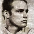 Marlon Brando, Vintage Actor by Mary Bassett
