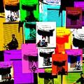 Marrakech Traffic Scenes by Funkpix Photo Hunter