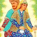 Marriage Custom by Munir Alawi